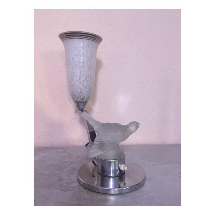 Jugendstil / Art Deco Tischlampe