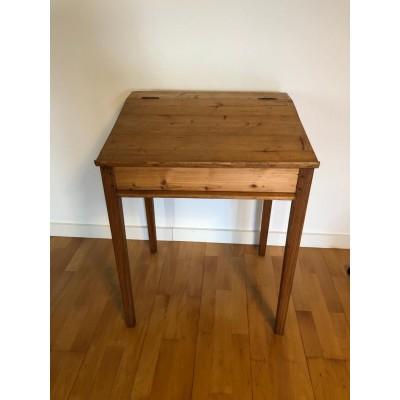 Weichholz Stehpult Schreibtisch