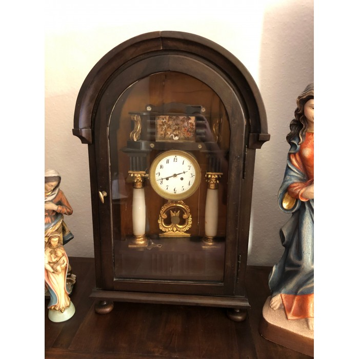 Biedermeier Uhr