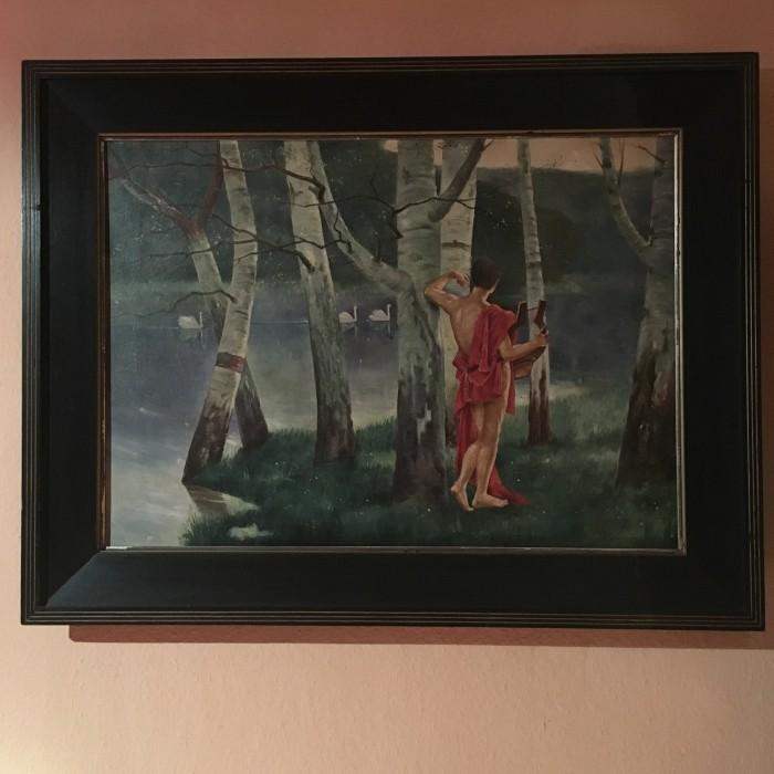 Jugendstil - Gemälde